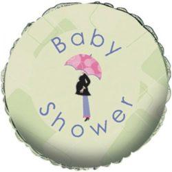 "Baby Shower 18"" Foil -0"