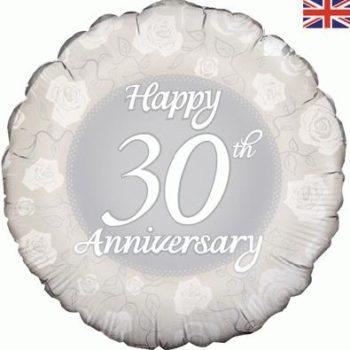 "18""Happy 30th Anniversary-0"