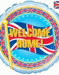 "18"" Welcome Home Foil Balloon-0"