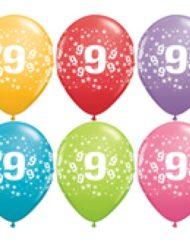 9th Birthday Latex Balloon-1252