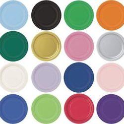 "16 X 9"" paper coloured plates-2100"