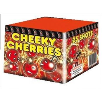 CHEEKY CHERRIES (SINGLE IGNITION)-0