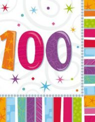100th Radiant Napkins.-0