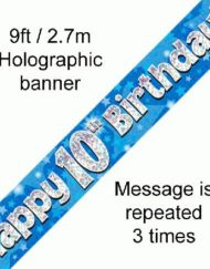 10th Birthday Banner-0