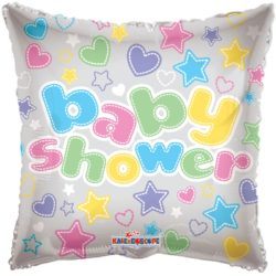 "Baby Shower 18"" Foil Balloon -0"