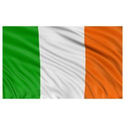 Ireland Flag - 5ft x 3ft (1.5m x 90cm)-0