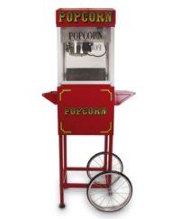 4oz Red Popcorn Maker Hire-0