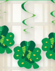 St Patrick's Day Hanging Swirls-Decoration-0