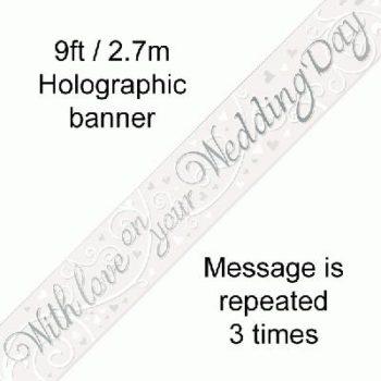 Wedding Day Banner-1836