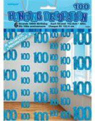 100th Blue Confetti-2037