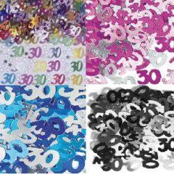 30th Table Confetti-0