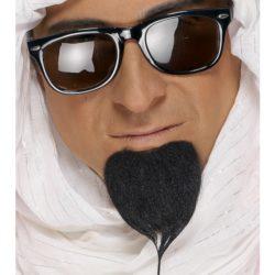 Arab Beard Black-0
