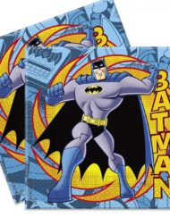Batman Napkins-0