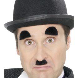 Chaplin Tash & Eyebrows-0
