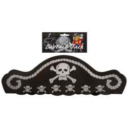 Pirate foam hat Child-0