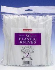 Plastic Knives x 50-0