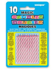 Magic Candles Pink-0