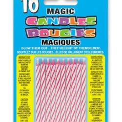 Magic Candles Pink-0