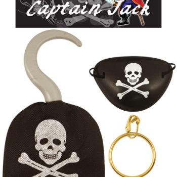 Pirate Hook/eye Patch/earring-0