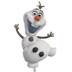 Frozen Olaf SuperShape Foil Balloon -0