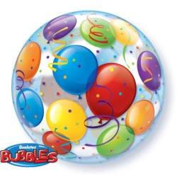 Streamers & Balloons Bubble Balloon -0
