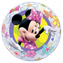 Minnie Mouse Bubble Balloon-0