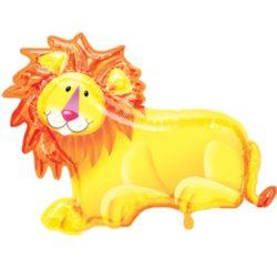 Lion Supershape Foil Balloon -0