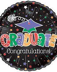 Congratulations On Your Graduation Foil Balloon-0