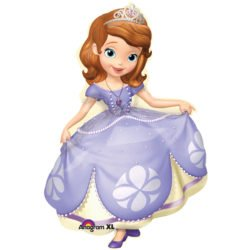 Sofia the First Supershape Balloon-0
