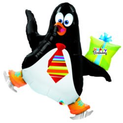 Penguin Supershape Foil Balloon -2169