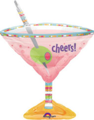 Cheers! Supershape Foil Balloon -0