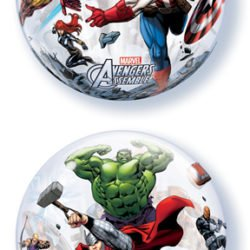 Avengers Assemble Bubble Balloon-0