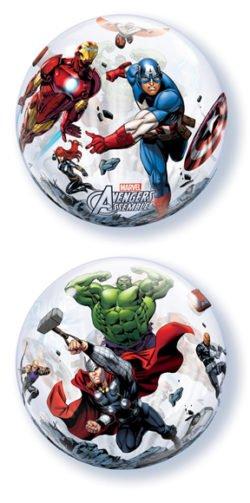 Avengers Assemble Bubble Balloon-0