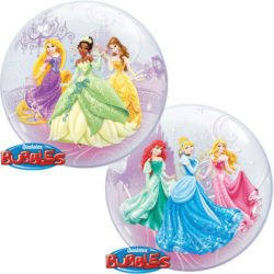 Disney Princess Bubble Balloon-0