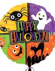 "Halloween Fun 18""/45cm Foil Balloon-0"
