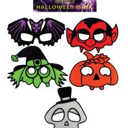 Halloween Mask-0