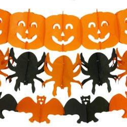 Paper Halloween Decoration-0