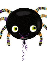 Cute Spider SuperShape Foil Balloon-0