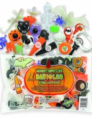 Halloween Favour Assortment x 72-0
