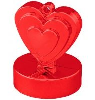 RED HEART SHAPED WEIGHT-0