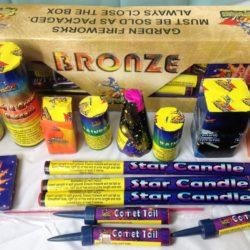 Bronze Selection Box -0