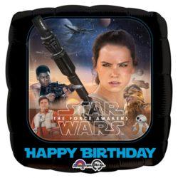 Star Wars The Force Awakens Happy Birthday -0