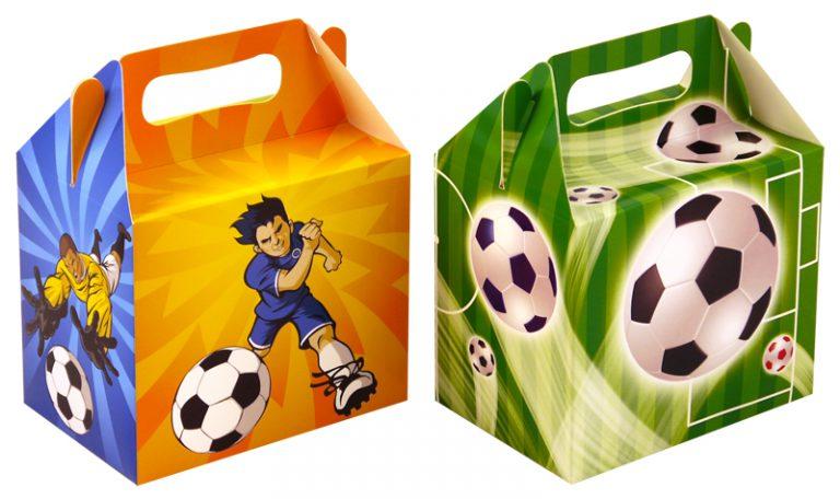 Lunch Box Football -0