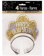 4 BUBBLY NY GLITTER TIARA-0