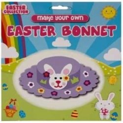 Make Your Own Easter Bonnet-0