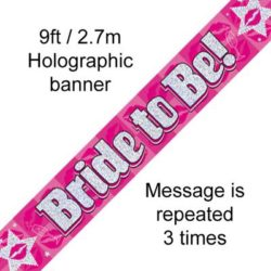 Bride to Be Banner-0