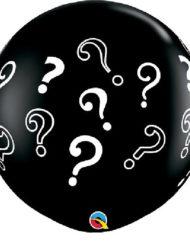 Surprise Gender Reveal Latex Balloon-0